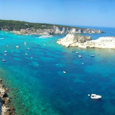 <!--itinerari--> Tremiti islands