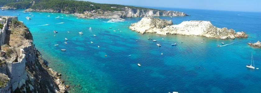<!--itinerari--> Les îles Tremiti