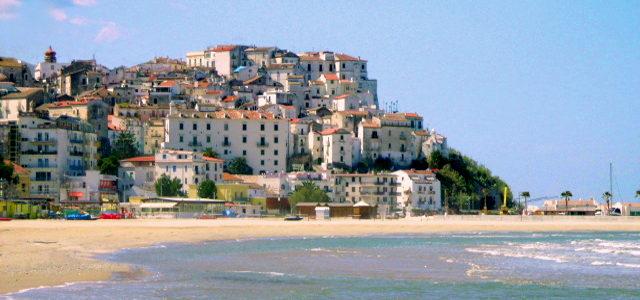 <!--itinerari ITA--> Rodi Garganico